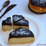 Sernikowe ciasto a'la Bounty – w wersji mini