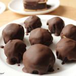 Bajaderki w czekoladzie -dwie wersje
