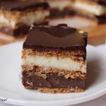 Stefanka czekoladowo – kokosowa