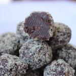 Trufle czekoladowo – orzechowe