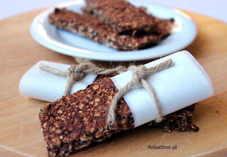 Batoniki energetyczne z czekoladą (7)