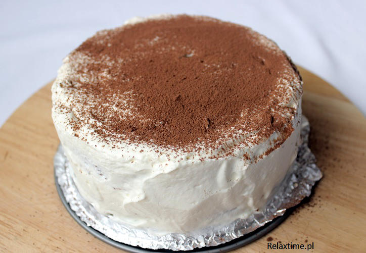 Ciasto jak tort