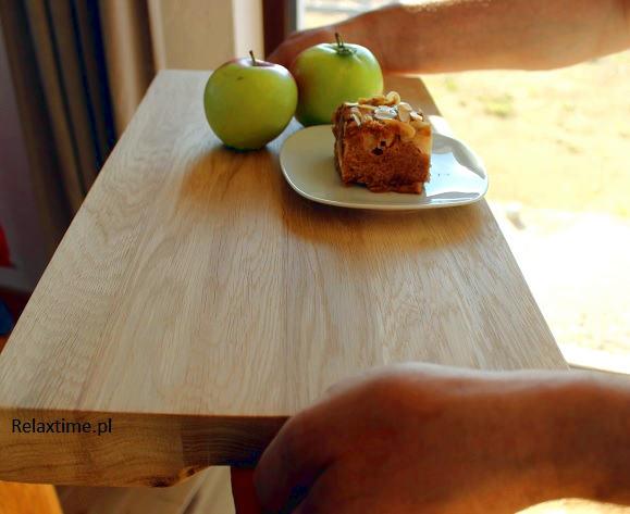 Deska drewniana klejona