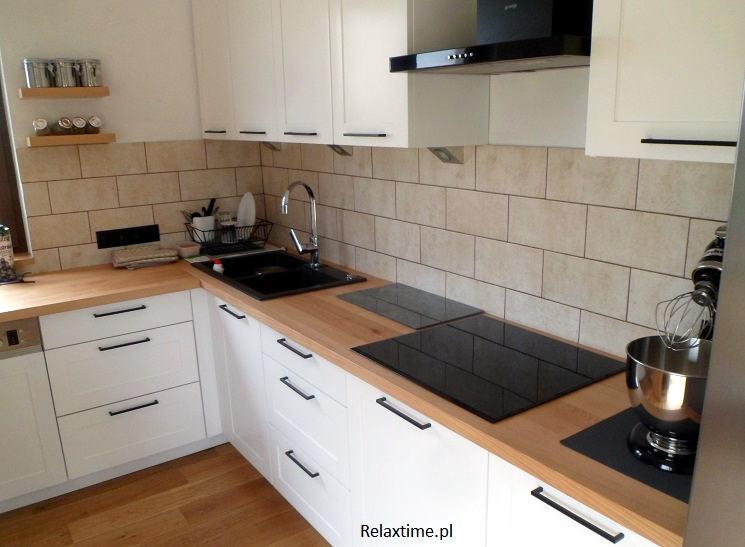 Drewniany blat kuchenny  opinia po 2 latach  Relaxtime -> Kuchnia Drewniany Blat