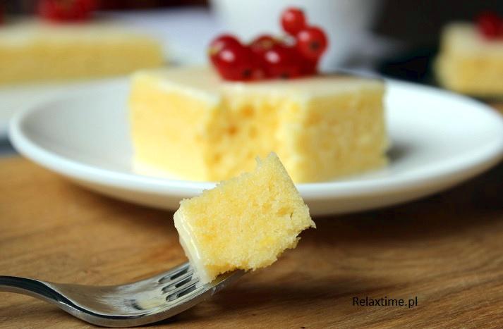 Ciasto z cytryną w roli głównej