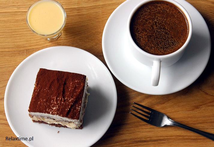 Pyszne ciasto do kawy