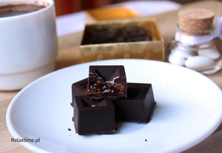Ręcznie robione czekoladki