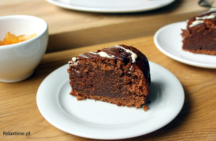 Ciasto według przepisu Nigelli Lowson