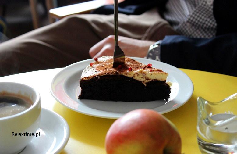 Mąż zamówił ciasto z buraków i kremem mascarpone