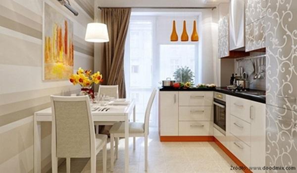 Stół do niewielkiej kuchni. Źródło: www.batdom.pl