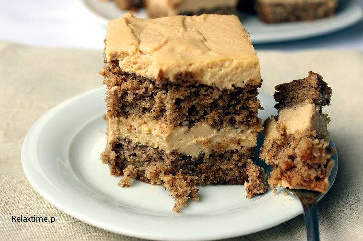 Ciasto bardzo syte, jednak nie za słodkie
