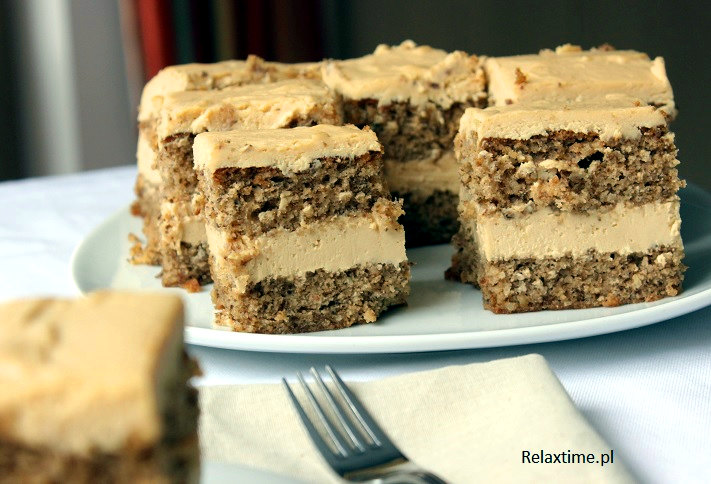 Ciasto eleganckie na każdą okazję :-)