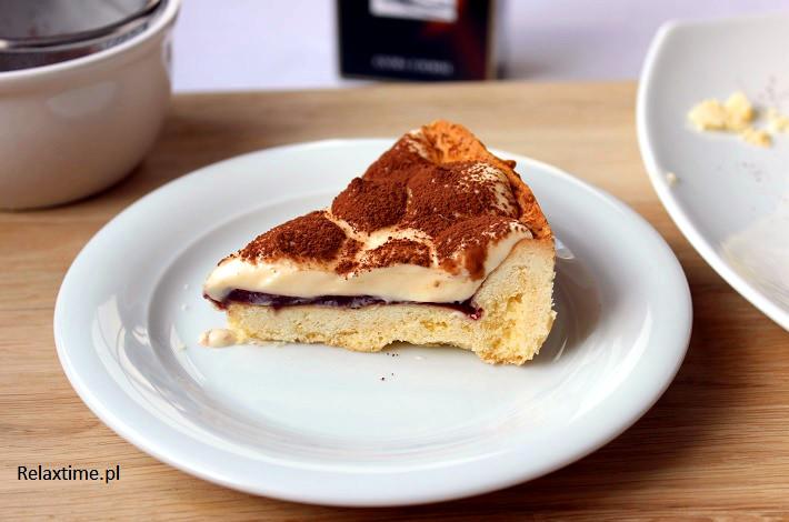 Ciekawy zamiennik oryginalnego deseru włoskiego