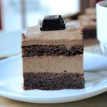 Ciasto czekoladowo – miętowe