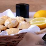 Ciasteczka cytrynowo – czekoladowe