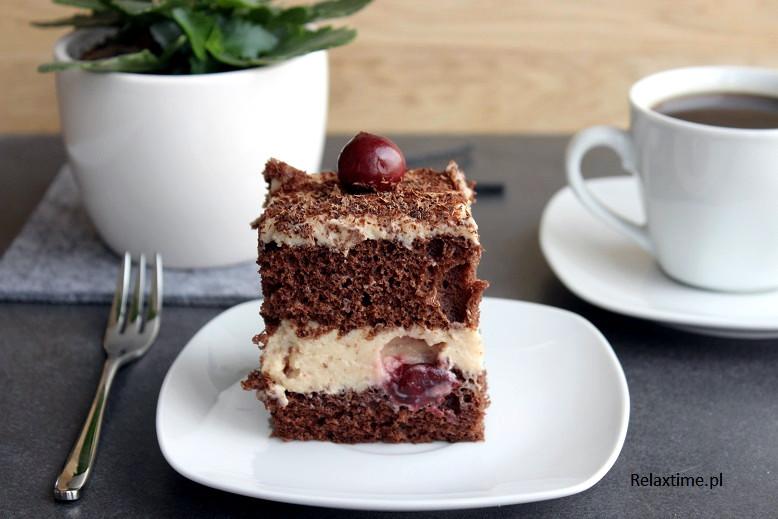 Pyszne ciasto z chałwą