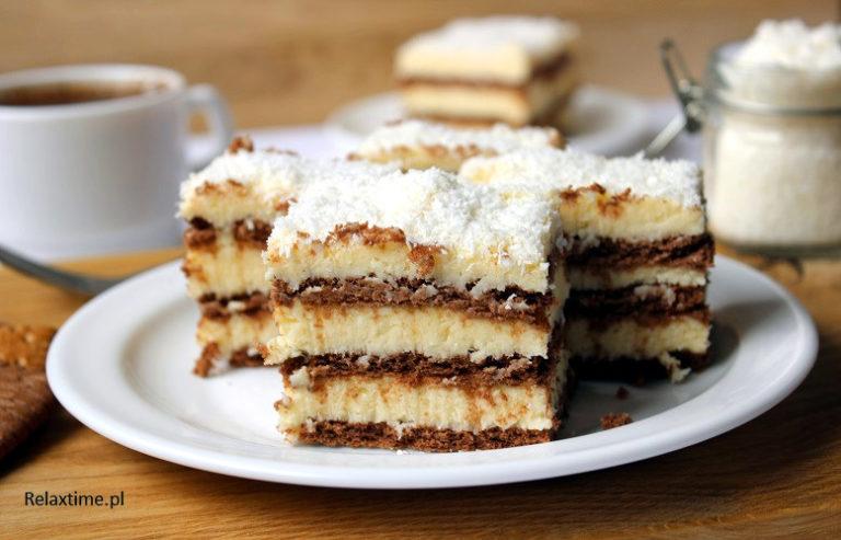 Proste ciasto bez pieczenia