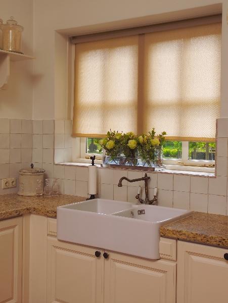 Okno w kuchni - sposoby na zagospodarowanie
