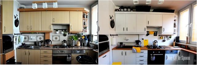 Metamorfoza Kuchni Bez Kucia Kafli To Jest Możliwe