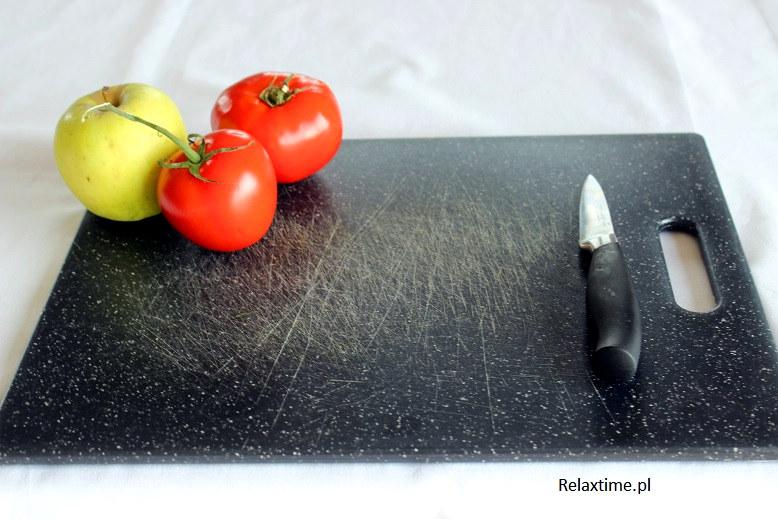 Deska do krojenia z tworzywa sztucznego