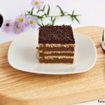 Ciasto na niedzielę szybkie i łatwe #20 Ciasto czekoladowe bez pieczenia