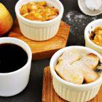 Szybki deser z jabłkami