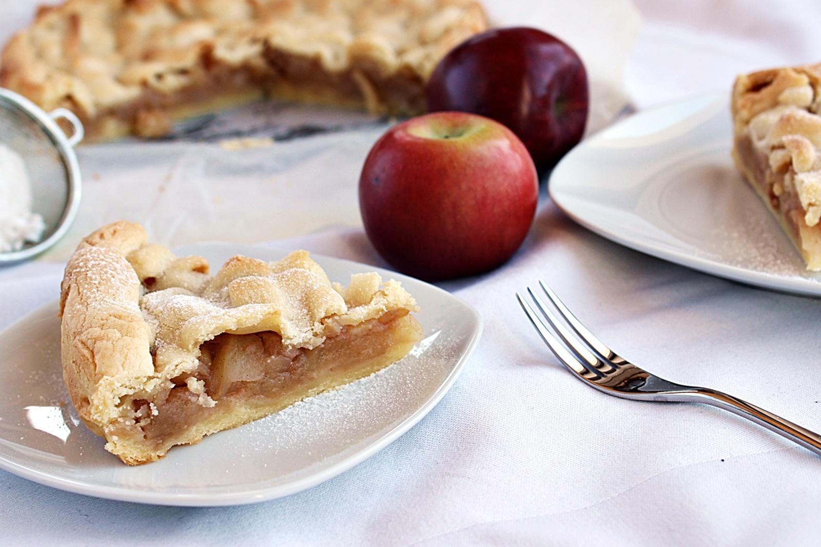 Ciasto jablkowe