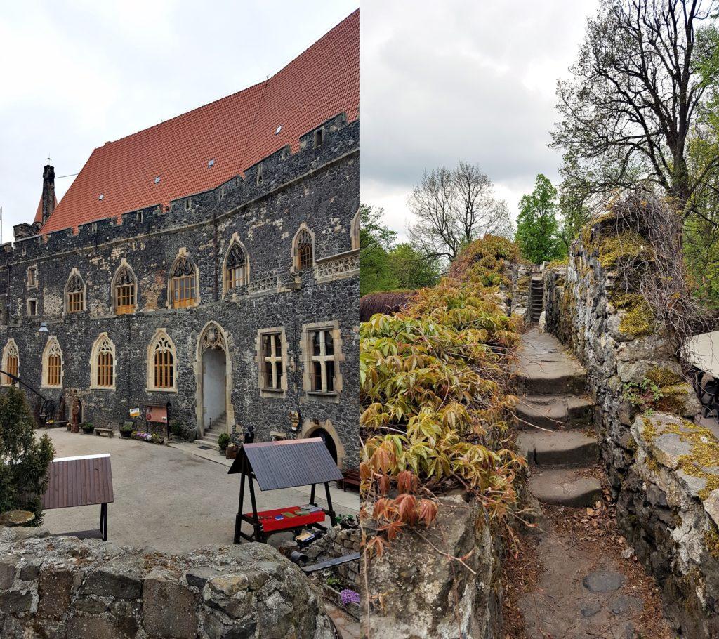 zamek grodziec cennik
