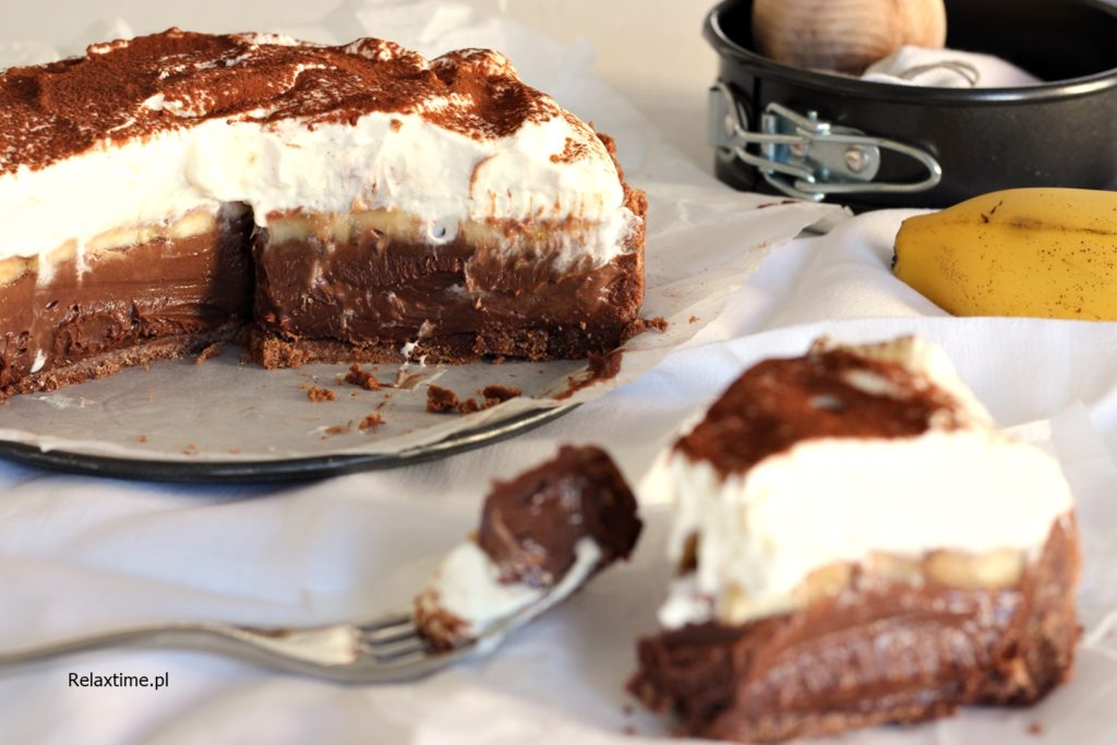 czekoladowe banoffee