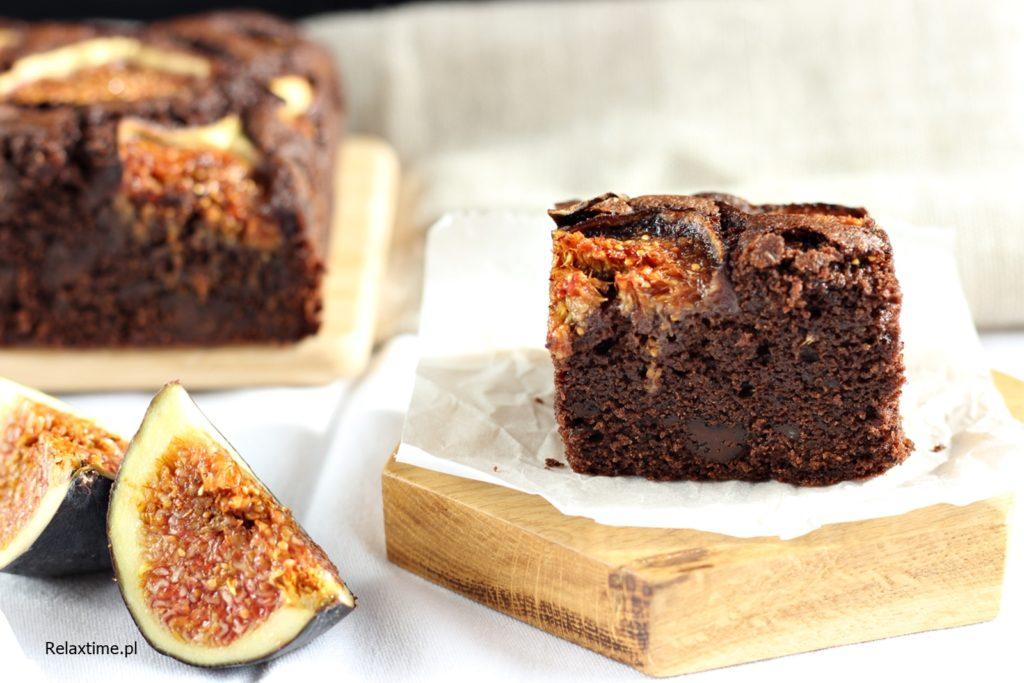 szybkie i proste ciasto czekoladowe