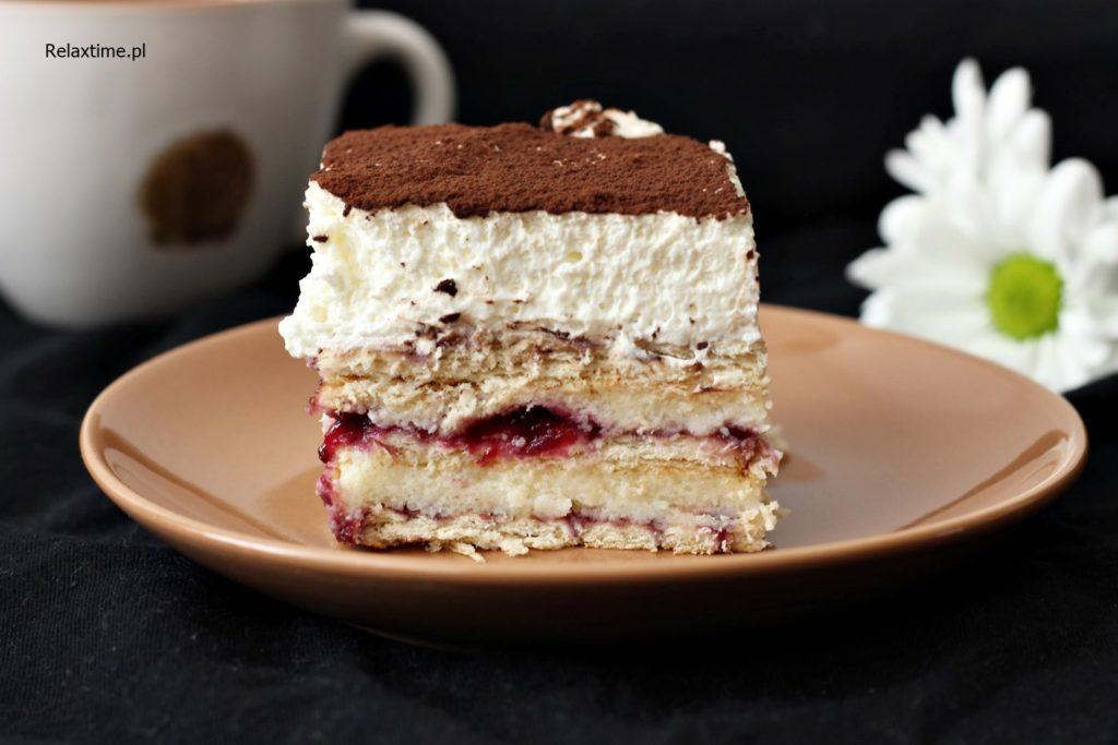 Szybkie i proste ciasto